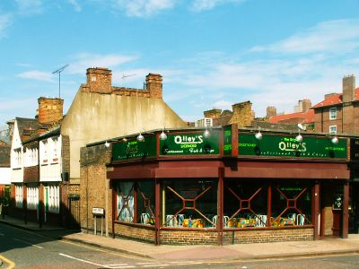 The Cut Waterloo Restaurants >> Olley's fish & chips, Great Suffolk Street