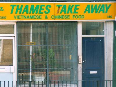 Thames Take Away, 140 Tanner