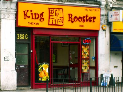 King Rooster 388 Old Kent Road Se1 5aa