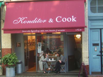 Konditor Amp Cook Bakery Stoney Street Borough Market