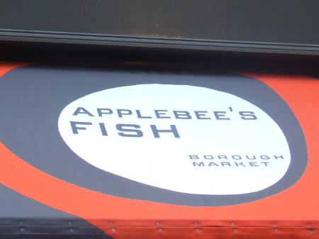 Applebee's Fish