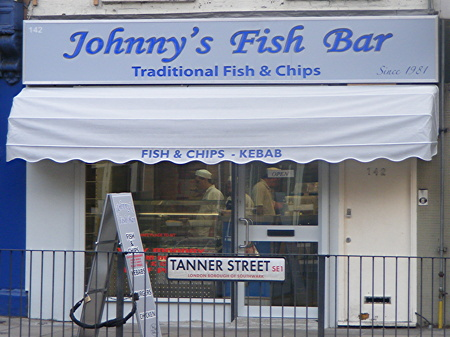 Johnny's Fish & Chips