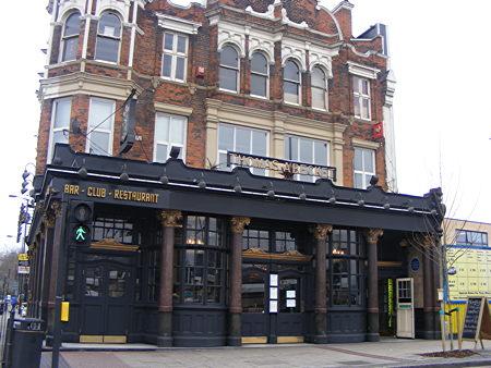Old Kent Road Restaurants