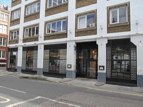 Union Street Cafe London Map