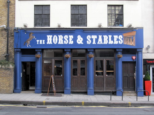 Horse & Stables