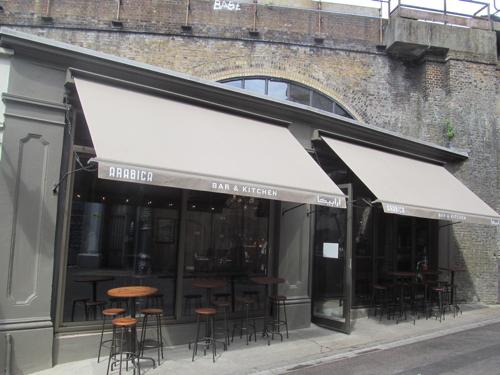 Arabica Bar Amp Kitchen Restaurant At Borough Market Se1