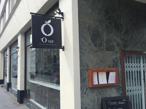 Italian Restaurants Delivery Near Me: 'O Ver Italian Pizza Restaurant In Southwark Street SE1