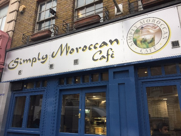 Simply Moroccan Cafe