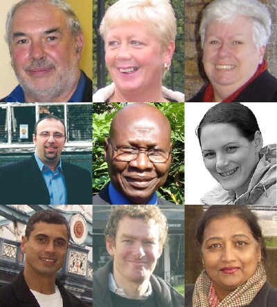 Members of Bermondsey Community Council