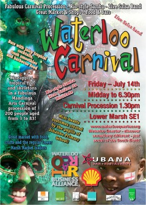 Waterloo Carnival at