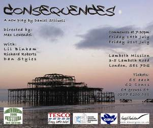 Consequences at Lambeth Mission & St Mary's