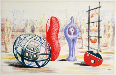Sculptural Objects 1949