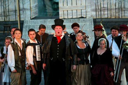 The Caucasian Chalk Circle at The Scoop at More London
