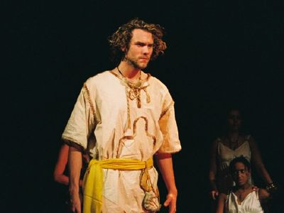 Glen Fox as Alexander the Great