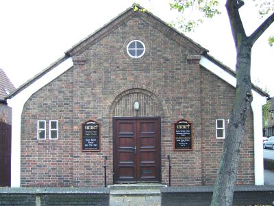 Monnow Road Baptist Church