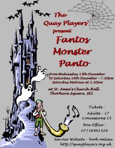 Fanto's Monster Panto at
