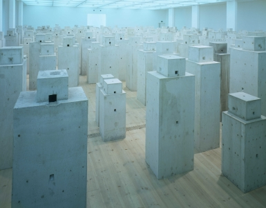 Antony Gormley at