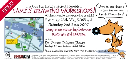 Family Drawing Workshop at