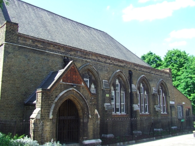 St Anne's Church Hall