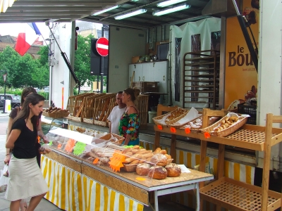 French Market at