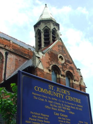 St Jude's Centre