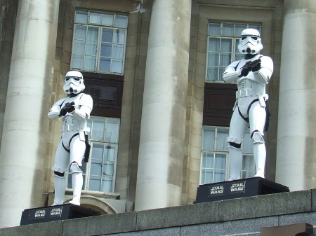 Star Wars: The Exhibition at County Hall