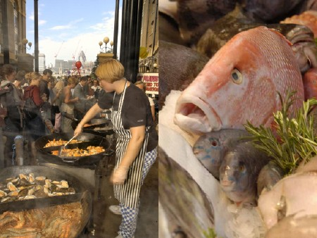 Oyster & Seafood Fair at
