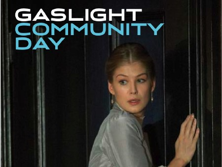 Gaslight Community Day at