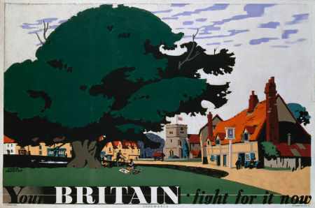 Poster by Frank Newbould