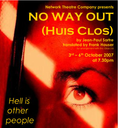 No Way Out at Network Theatre