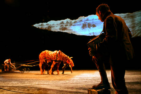 War Horse at National Theatre