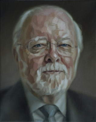 Lord Attenborough by Jonathan Yeo