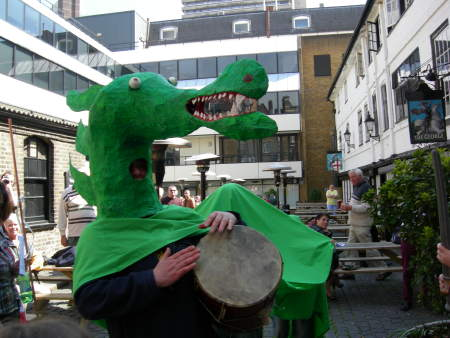 The Great Southwark Dragon Quest at