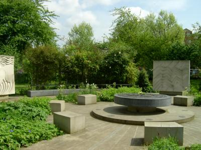 Ninth Anniversary of the Tibetan Peace Garden at Geraldine Mary Harmsworth Park