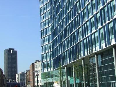 Time Inc Uk Blue Fin Building