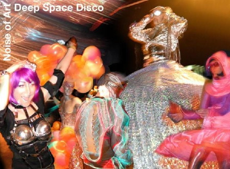 Deep Space Disco at