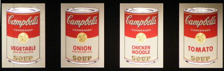 Andy Warhol at