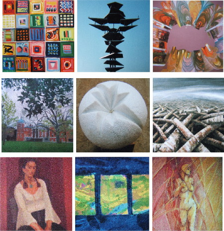 National Society of Painters, Sculptors and Printmakers at