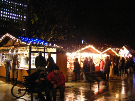 Cologne Christmas Market at