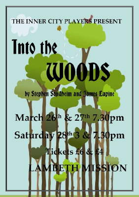 Into the Woods at