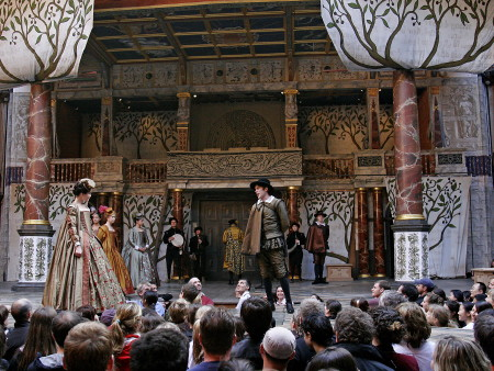 Love's Labour's Lost at Shakespeare's Globe