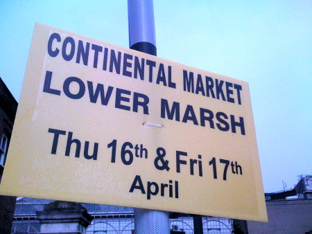 Continental Market at