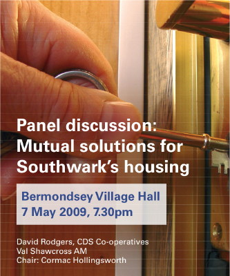 Mutual Solutions for Southwark's Housing at
