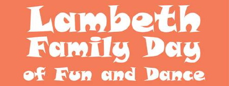 Lambeth Family Day of Fun & Dance at