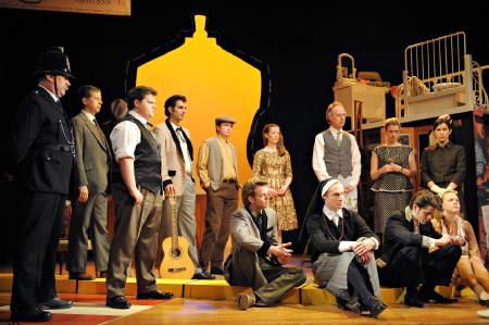 The Unexpected Opera Company Present The Barber of