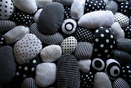 Black and White Cells, Yoshio Sekigawa,  monochrom