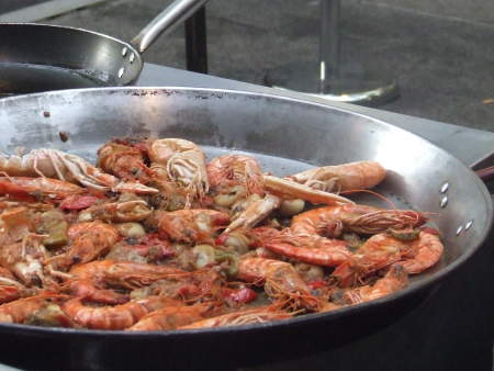 A Taste of Spain at Borough Market