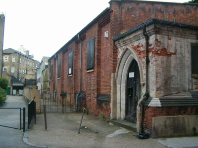 All Hallows Church Redevelopment Consultation Evenings at Copperfield Gallery