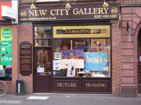 New City Gallery