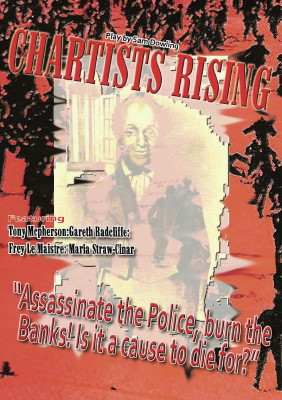 Chartist Rising at The Rose Playhouse